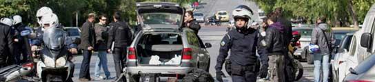 Explota un paquete bomba dirigido a la embajada de M�xico en Atenas  (Imagen: EFE)