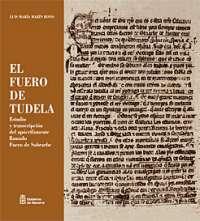 El Gobierno de Navarra publica un libro sobre el Fuero de Tudela