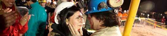 La odisea de los mineros chilenos inspirar� una pel�cula porno  (Imagen: EFE)