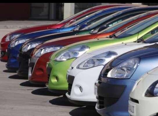 El sector automovil stico aguanta pese a caer - Coches de alquiler por meses ...