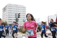 La ciudad homenajeará a Carmen, la mujer que reunido a más de 50.000 corredoras con cáncer de mama