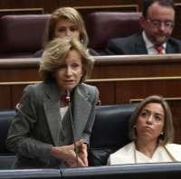 Salgado cree que los mercados no equiparan a España con Irlanda, pero desconfían del déficit autonómico