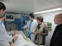 Un autobús informativo de la Sociedad Española de Medicina Intensiva visitará Badajoz
