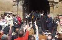 El bautismo y la primera comunión, los únicos sacramentos que aumentan en la Diócesis de Huesca