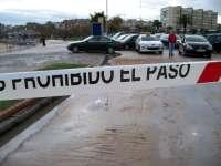 La carretera Liendo-Limpias sigue cerrada por un argayo y cortado el acceso a Fuente del Chivo por nieve