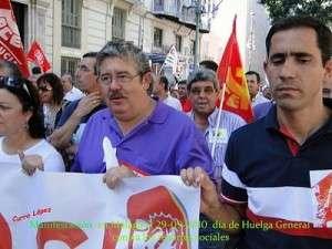 Romero (IU) pide a Conde Pumpido que investigue las declaraciones de Felipe González por