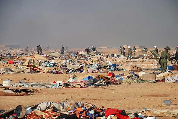 Conflicto del Sáhara