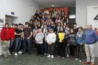 Un total de 62 alumnos participan en el programa de corresponsales informativos del Ayuntamiento de Pamplona