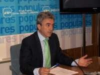 El PP cree que el Consejo Territorial del PSOE se reunió para