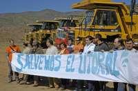Ecologistas rechaza el uso de fondos públicos para rescatar la autopista de Cartagena-Vera