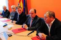 Un total de 6.500 hectáreas de la Litera Alta se pondrán en riego con una inversión de 71 millones de euros