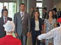 Los Príncipes inauguran este jueves en Mungia (Bizkaia) la nueva fábrica de Mesa, del grupo Schneider Electric