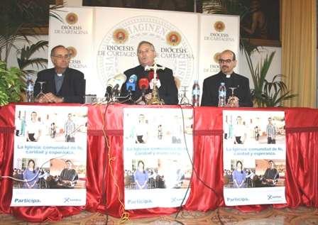 La Diócesis de Cartagena anima a celebrar este domingo el Día de la Iglesia Diocesana