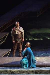 El Palau de les Arts culmina los ensayos de 'Aida', la ópera inaugural de la temporada 2010-2011
