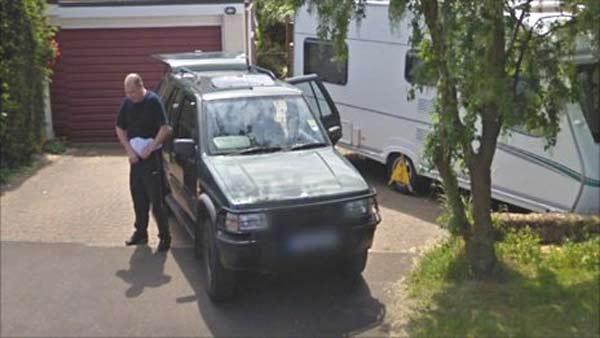 Google Street View, clave en un robo y una detención en una semana
