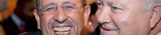 Moratinos y Yousef Amrani