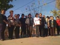 La pedanía totanera de El Raiguero homenajea a Inmaculada García con el 'Pimentón de Oro'