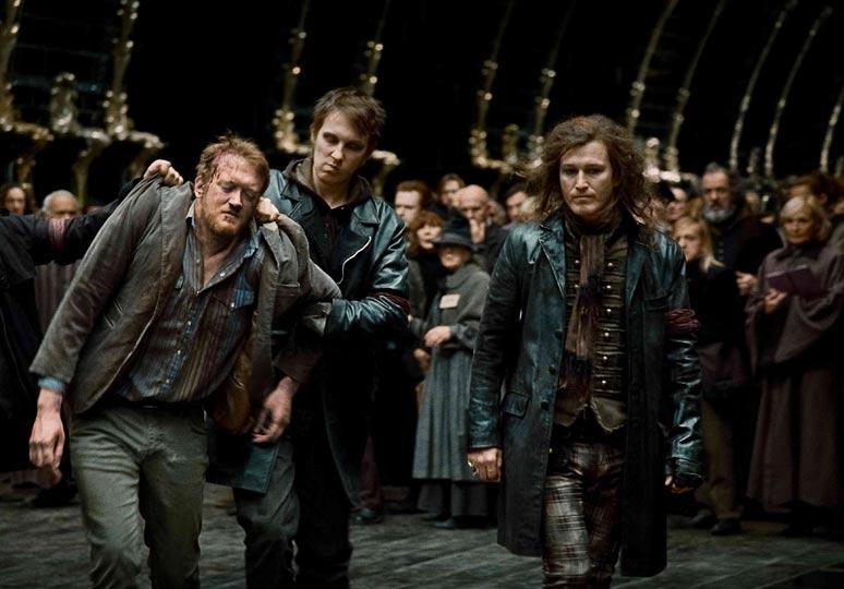 Harry Potter y las reliquias de la muerte: Parte I - El cine en ...