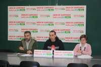 UCCL se concentrará hoy frente a Lauki en Valladolid para reclamar un precio justo para la leche