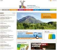 Tolosaldea Garatzen pone en marcha una nueva web que ofrece todos sus servicios