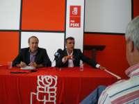 José Alcaraz, candidato del PSC-PSOE a la Alcaldía de Telde (Gran Canaria)