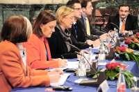 Eva Almunia apuesta por una unión política en UE