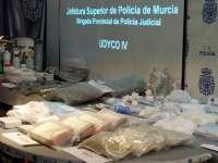 Cae la banda de narcotraficantes más fuerte que ha operado en la Región de Murcia con 47 detenidos