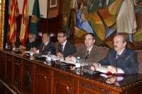 La Diputación de Lleida aporta 333.000 euros al desarrollo comercial del Aeropuerto de Alguaire