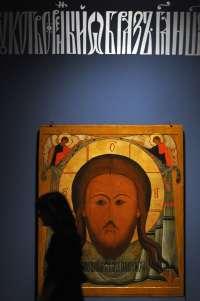 Bancaja trae por primera vez a España la espiritualidad rusa con 52 iconos del Museo Rublev de Moscú