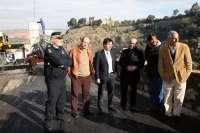 La reparación de Doce Cantos, en Toledo, ha costado 125.000 euros y se han empleado 600 metros cúbicos de hormigón