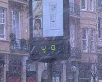 Las temperaturas bajan entre 2 y 3 grados el fin de semana y la cota de nieve se sitúa en los 1.000 metros en el norte