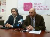 UPyD C-LM dice que en caso ser llave de gobierno daría su apoyo al partido que se comprometa a cambiar la Ley Electoral