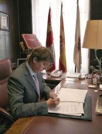 El alcalde de Soria pide un gesto al PP con el proyecto de presupuestos de 2011 que se presentará la próxima semana