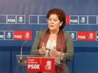 PSOE dice que Sotoca reconoció que los cursos de formación para el aeropuerto son sólo para Murcia y Fuente Álamo
