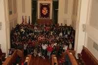 Las Cortes de Castilla-La Mancha celebran una sesión extraordinaria con motivo del Día Internacional del Niño