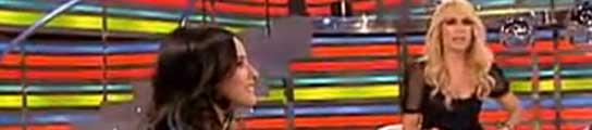 """Patricia Conde aconseja a Prendes: """"Tienes que cuidar un poco más tus palabras""""  (Imagen: YOUTUBE)"""