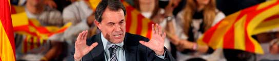 Artur Mas tiene un patrimonio similar al de Montilla