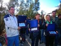 La Fundación Global Nature otorga el premio Tortuga Mora a la Conservación a asociaciones de tres diputaciones lorquinas