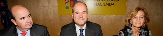 Castilla-La Mancha y Murcia están en riesgo de no cumplir el objetivo de déficit  (Imagen: GUSTAVO CUEVAS / EFE)