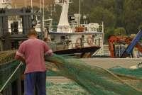 Parte de la flota permanece amarrada en A Coruña y Lugo ante la alerta naranja por mar gruesa y viento