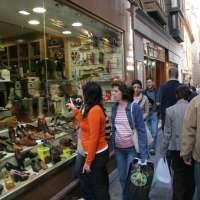 El ayuntamiento de Palma se incauta en cinco meses de 2.167 productos falsificados de venta en comercios
