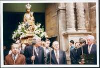 La procesión de las Vísperas de la Esperanza recuperará la tradición de las antorchas y la ofrenda floral a la Virgen