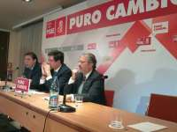López llevará en su programa electoral un 'Plan para la integración de la población gitana' que apostará por la igualdad