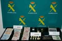 Detenidas seis personas en Soria y desarticulada una red de tráfico de droga