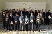 El Consejo Social de la UPV premia a ETRA en I+D, Iberdrola en empleo, y Cemex en mejora del conocimiento