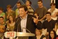 Javier Fernández (PSOE) participa a partir de mañana en dos actos políticos en Bruselas y París