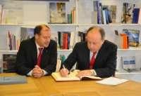 El Consejo Rector del Campus do Mar se constituirá la próxima primavera