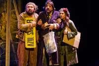 Los Ulen llevan al Lope de Vega la obra 'Maná Maná' contra la pobreza y la exclusión social