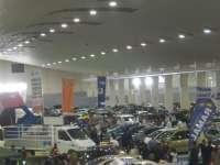Un total de 20.000 personas visitan el XXVI Salón de la Automoción y Afines de Ifepa