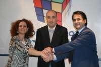 BIC Euronova y AJE suscriben un acuerdo para fomentar el emprendimiento y la consolidación de empresas